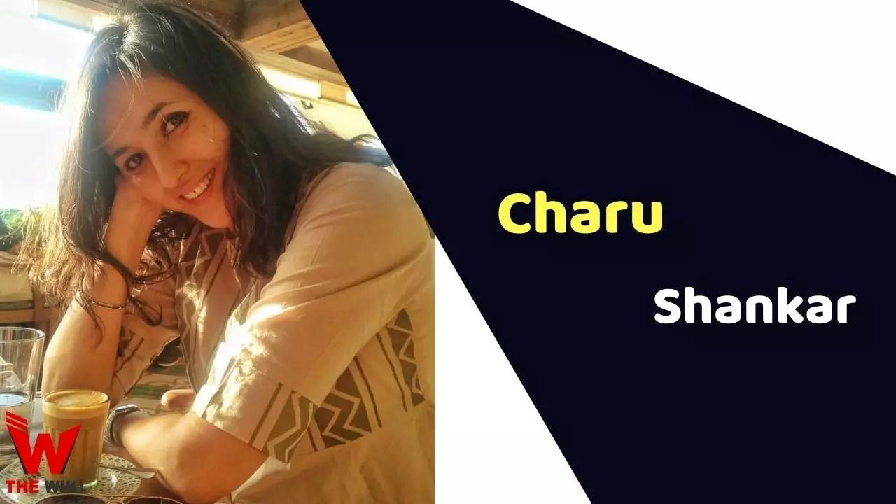 Charu Shankar (Actress)