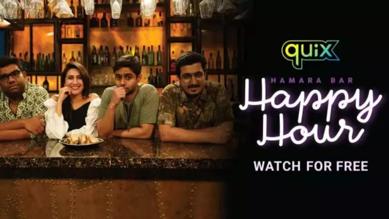 Humara Bar Happy Hour (Disney+ Hotstar Quix)