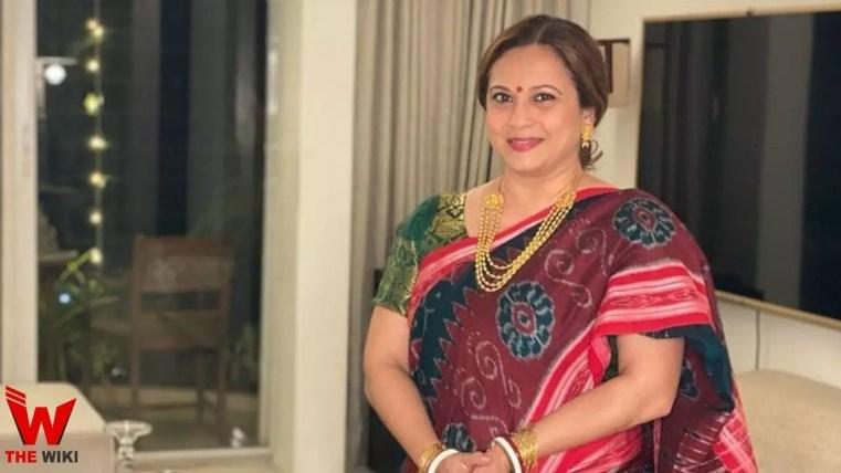 Manasi Joshi Roy (Actress)