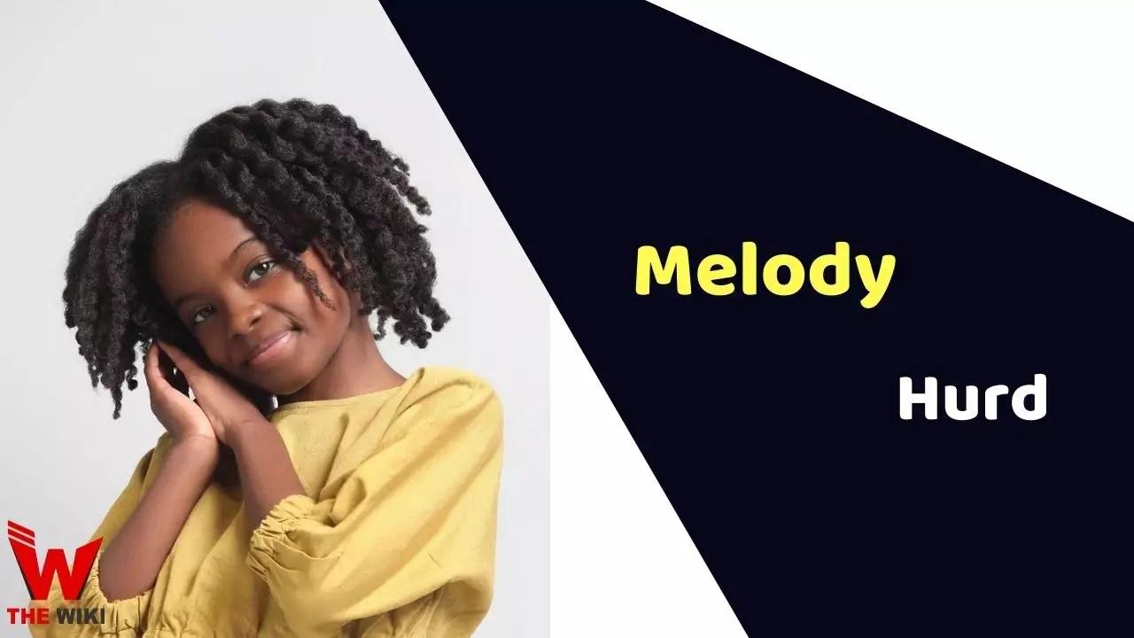Melody Hurd (Child Artist)