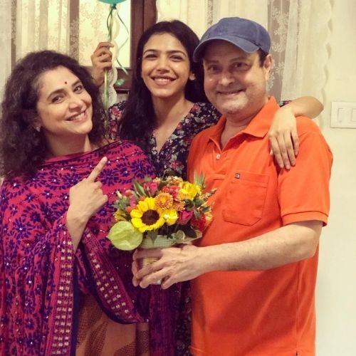 Pilgaonkar Family