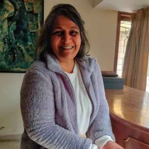 Pranay Manchanda Mother