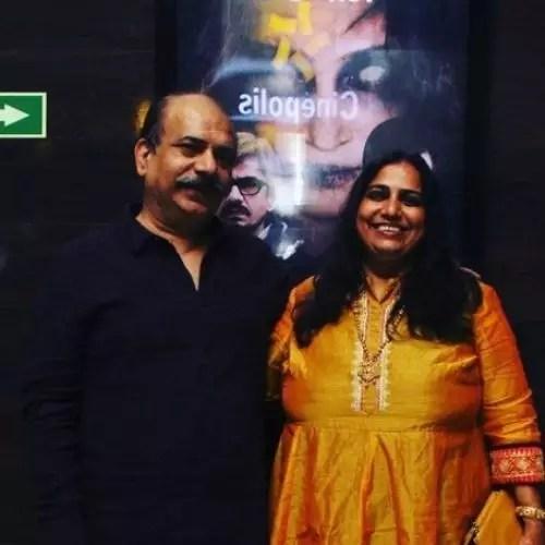 Rishab Chadha Parents
