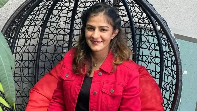 Ritu Phogat (Wrestler)