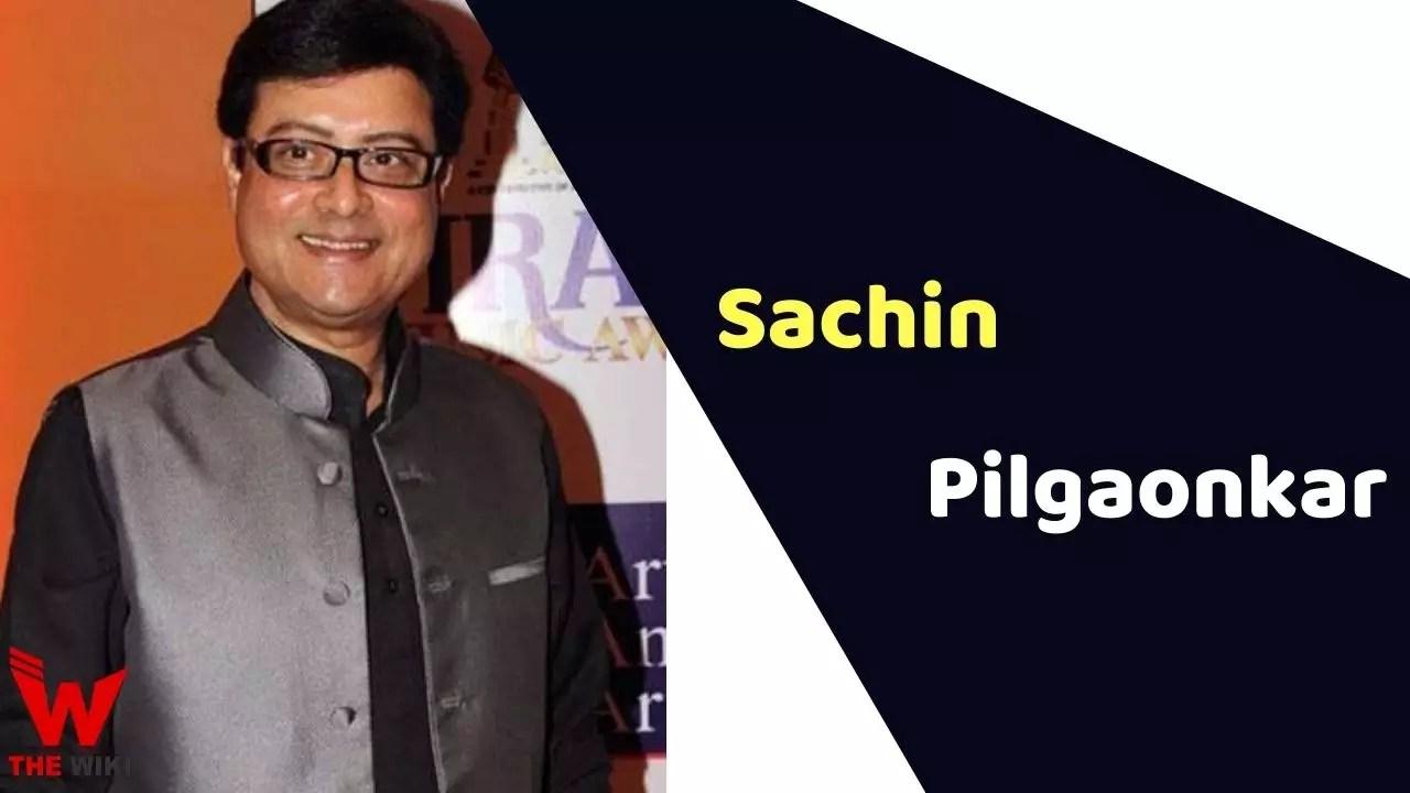 Sachin Pilgaonkar (Actor)