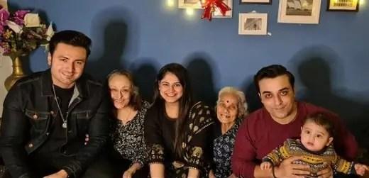 Sean Banerjee Family