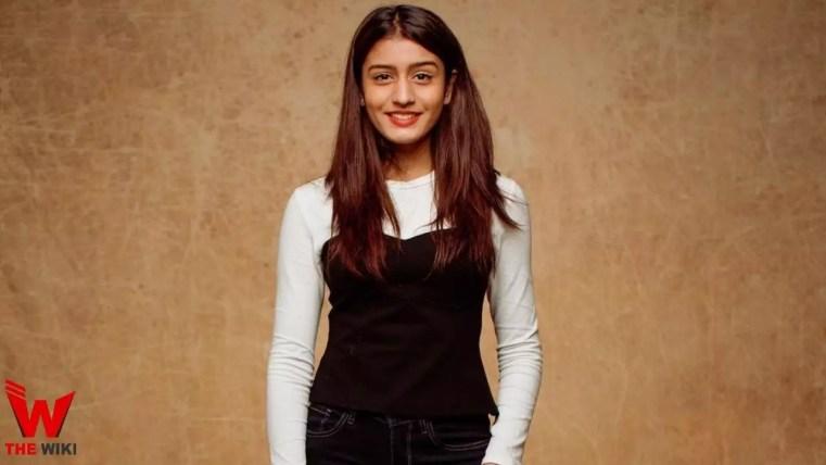 Aadhya Anand (Actress)