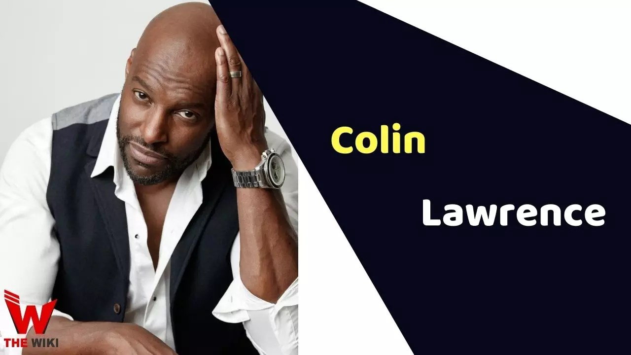 Colin Lawrence (Actor)