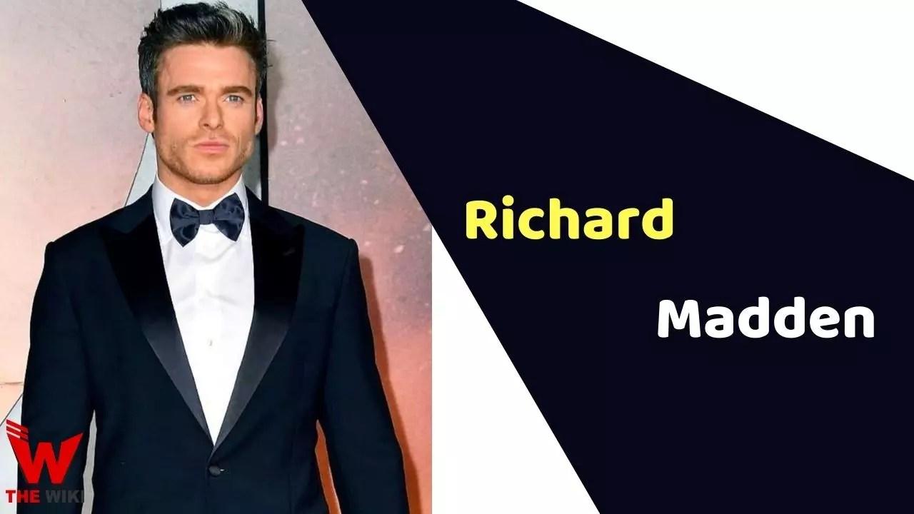 Richard Madden (Actor)