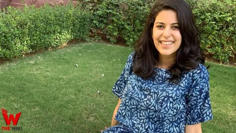 Saloni Khanna Patel (Actress)