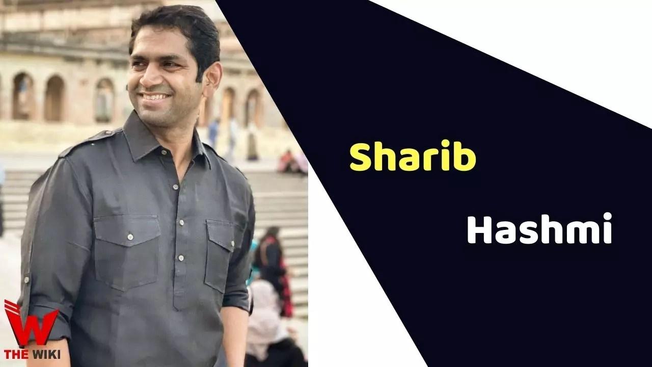 Sharib Hashmi (Actor)