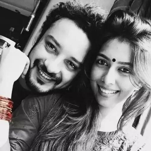 Sonika Chauhan and Shaheb Bhattacherjee