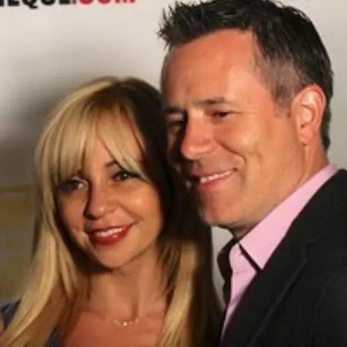 Tara Charendoff and Craig Strong