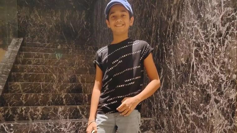 Vedant Sinha (Child Actor)