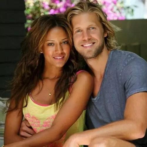 Matt Barr and Heather Hemmens