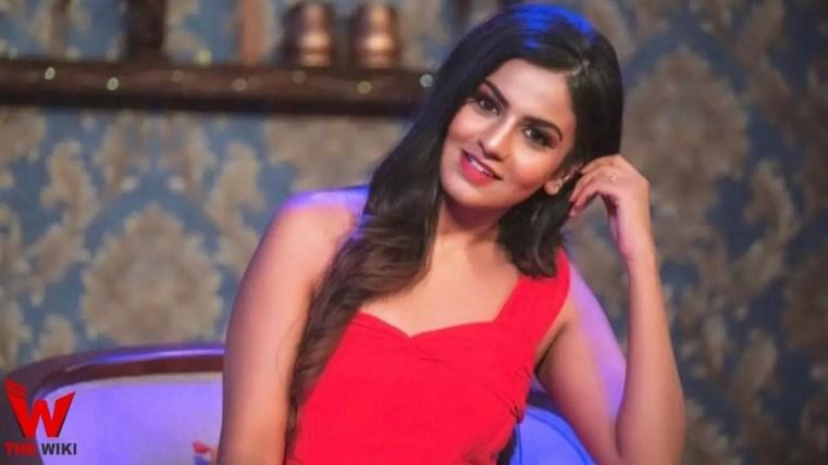 Namratha Gowda (Actress)