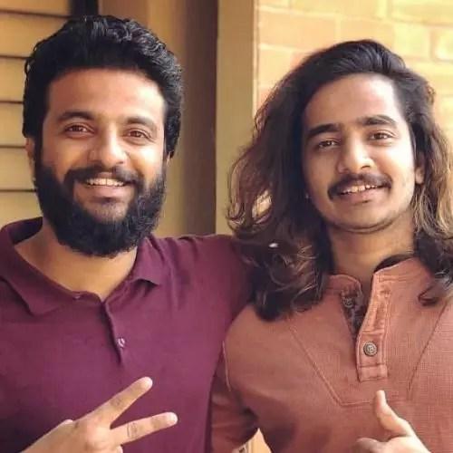Navneet Madhav and Neeraj Madhavi
