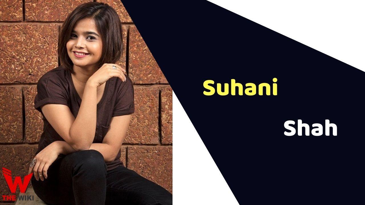 Suhani Shah (Magician)