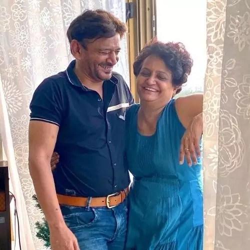Suhani Shah Parents