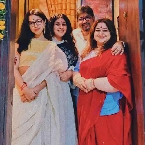 Supriya Shukla family