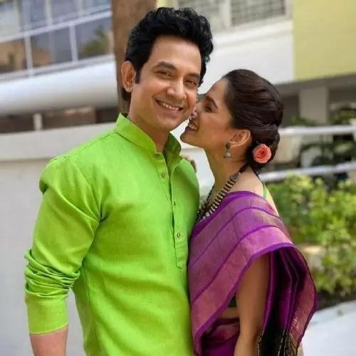 Umesh Kamat and Priya Bapati