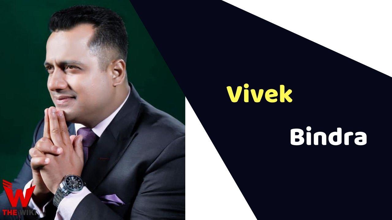 Vivek Bindra (Motivation Speaker) 1