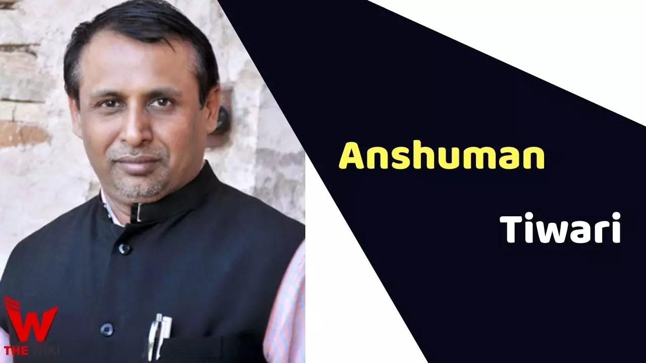 Anshuman Tiwari (Journalist)