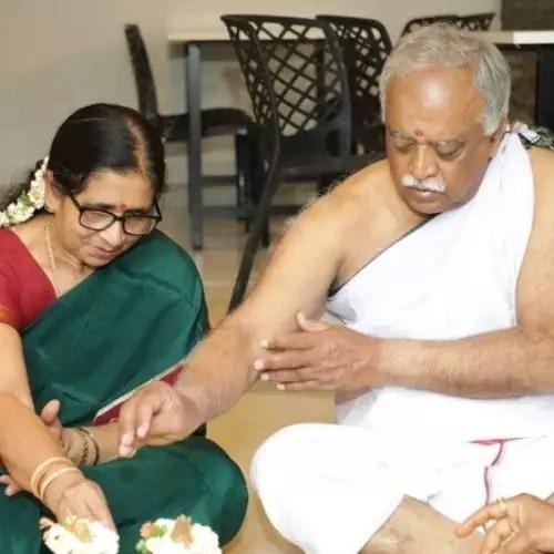 Chandan Kumar Parents