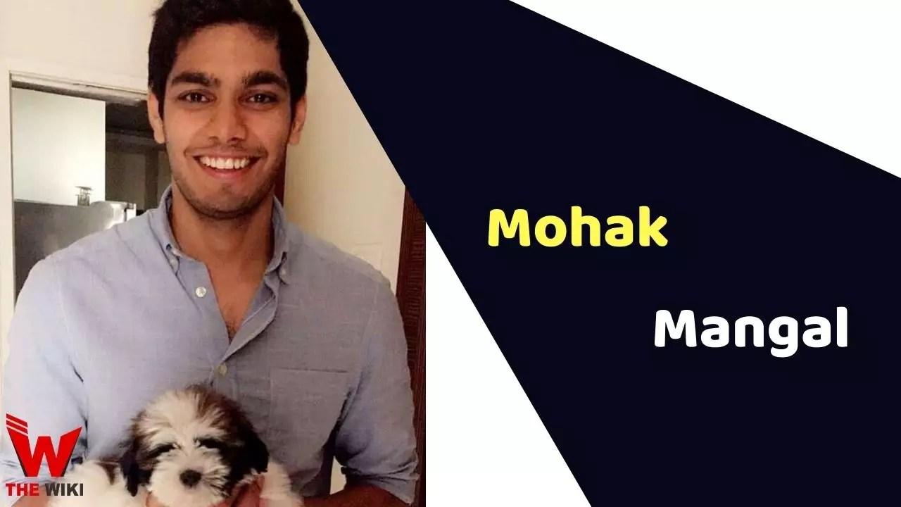 Mohak Mangal (YouTube)