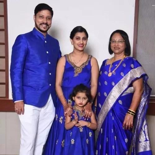 Myra Vaikul Family