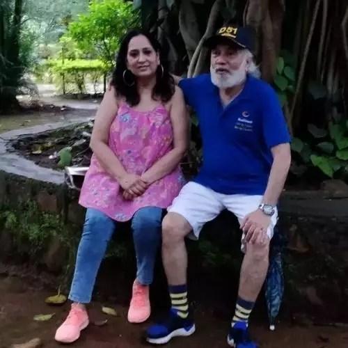 Nakul Mehta Parents