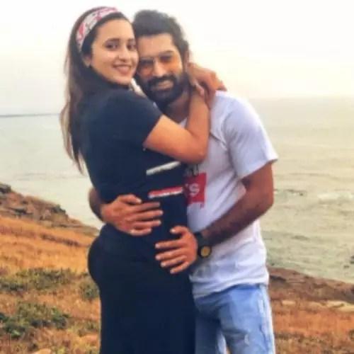 Ajinkya Nanaware and Shivani Surve