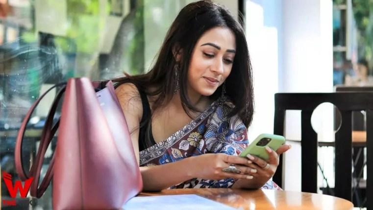 Ankita Chakraborty (Actress)