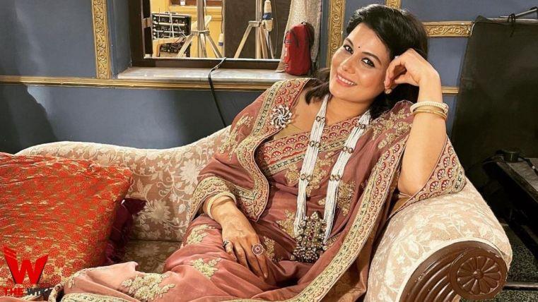 Geetanjali Tikekar (Actress)