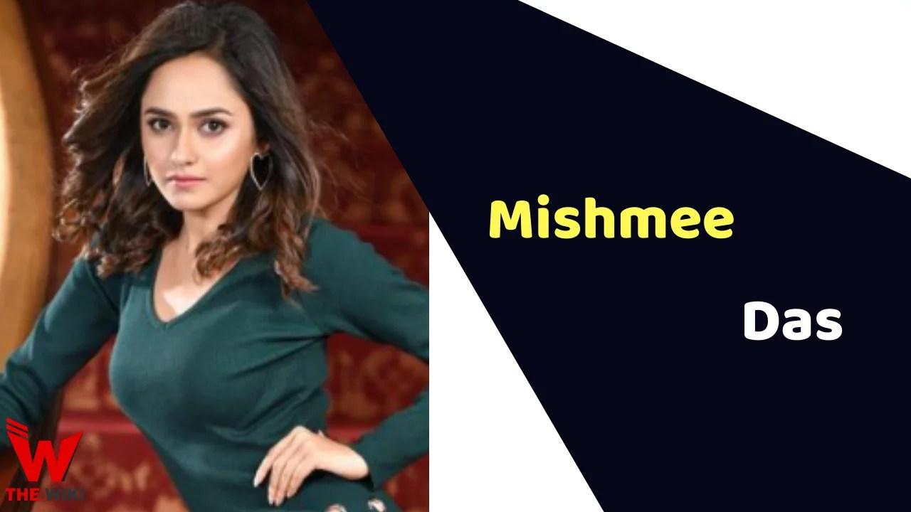 Mishmee Das (Actress)