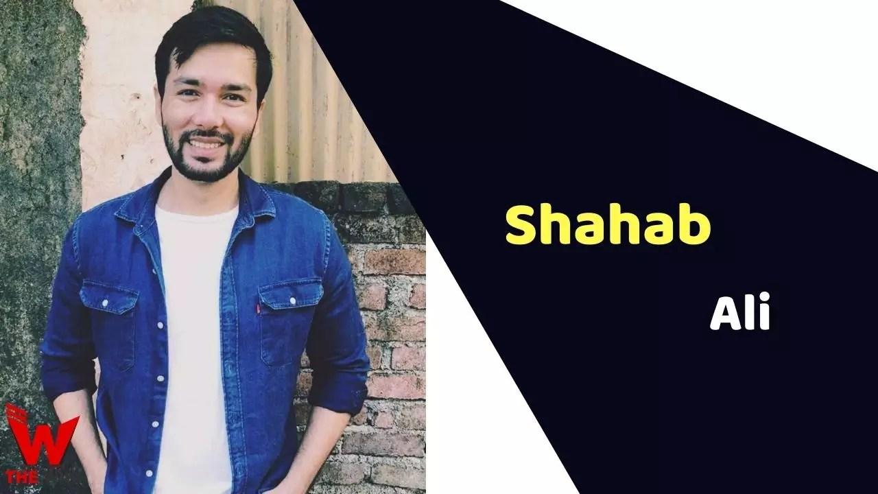 Shahab Ali (Actor)