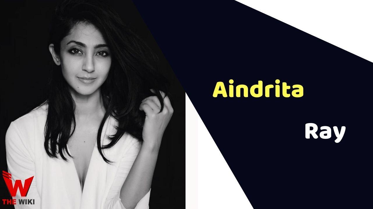 Aindrita Ray (Actress)