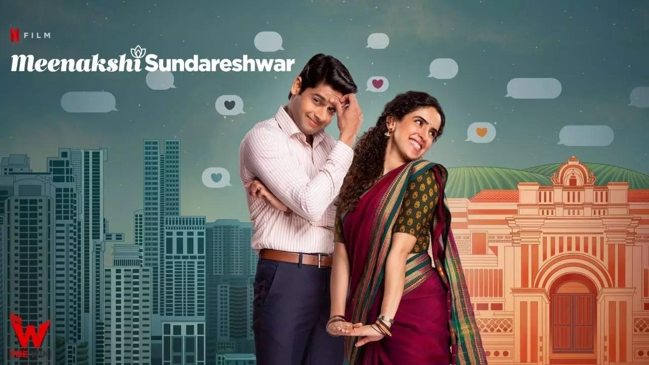 Meenakshi Sundareshwar (Netflix)