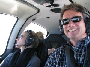 Cirrus Aircraft SR22 Passenger Comfort