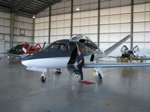 2017 Cirrus Vision SF50 Personal Jet, photo credit wikiWings