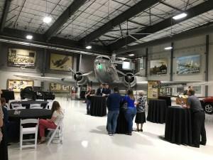 Lone Star Flight Museum, Ellington Airport KEFD,