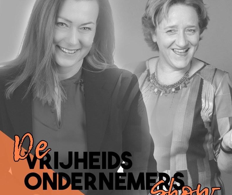 In de VrijheidOndernemers Show van Jeanet Bathoorn
