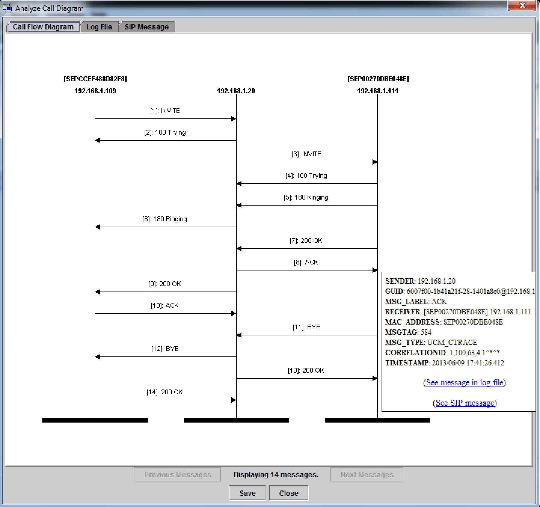 hight resolution of ladder schematic