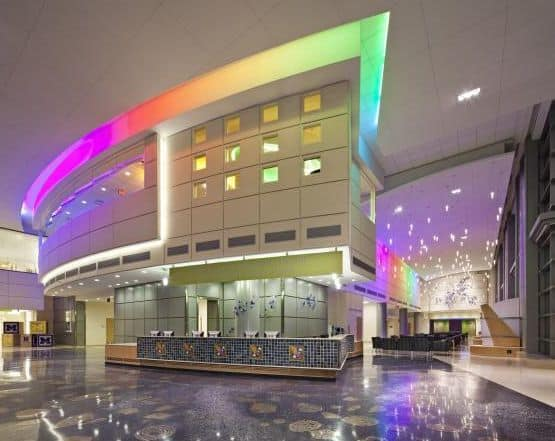LED Lighting Changes Trends In Healthcare Wikoff Design