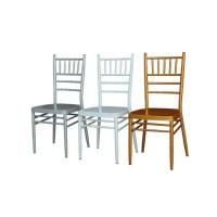 Factory Direct High Quality Iron Chair Wedding Chiavari ...