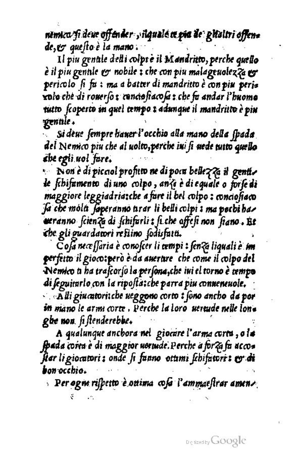 Page:Opera Nova (Antonio Manciolino) 1531.pdf/16
