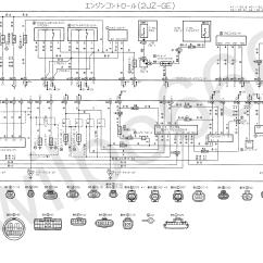 2jz Ge Ecu Wiring Diagram Esp Ltd Guitar Wilbo666 Jzs147 Engine