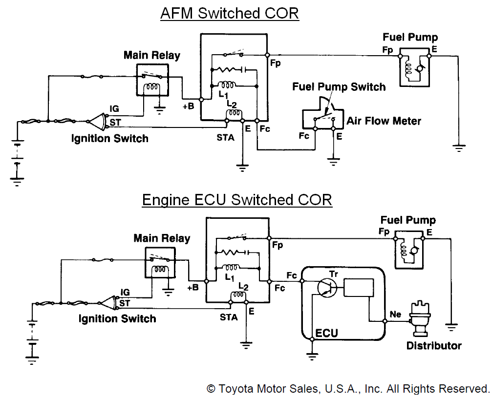 hight resolution of circuit opening relay wiring