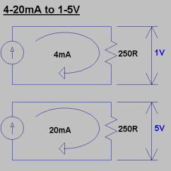 Honeywell Pressure Transmitter Wiring Diagram Religious Beliefs Venn 4 20ma Loop Powered - Circuit Maker
