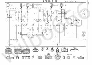 wilbo666  2JZGE JZA80 Supra Engine Wiring